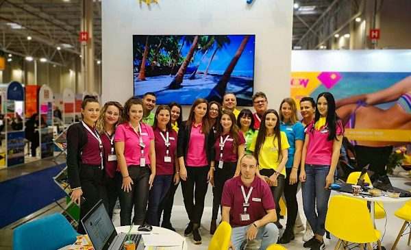 Agenția de turism Hello Holidays a înregistrat 1.200 rezervări pentru vacanțe la Târgul de Turism al României
