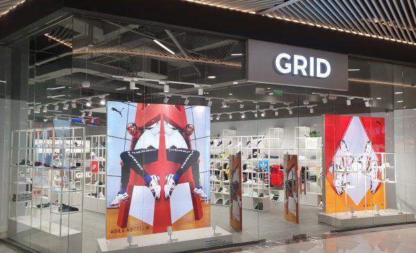 Brandul GRID a deschis al 7-lea magazin în Promenada Mall Sibiu