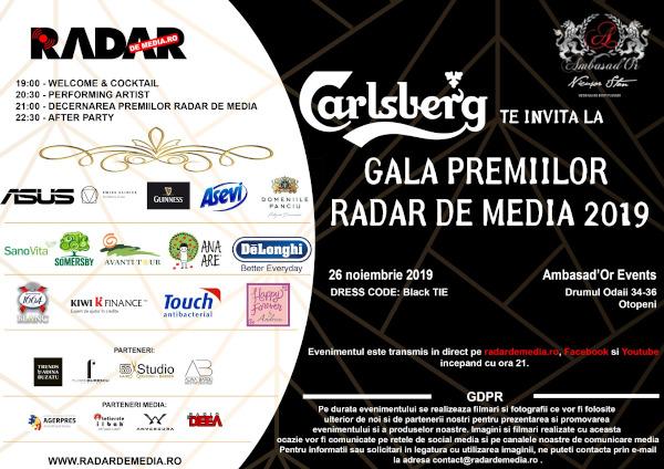 Gala Radar de Media 2019