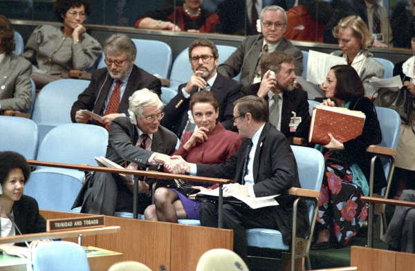 General Assembly Adopts Convention on Children (1989) @Isaac