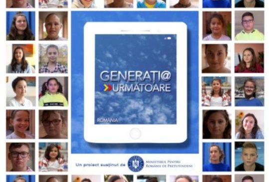 """Proiectul TVR Internaţional """"Generaţia Următoare"""" continuă cu noi poveşti de viaţă ale copiilor români din Spania şi Franţa"""