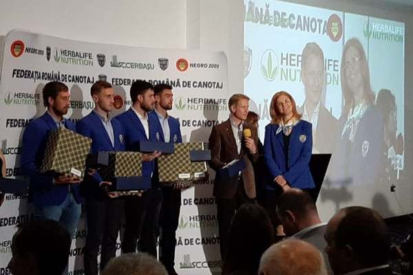 Herbalife Nutrition - Gala Canotajului Romanesc