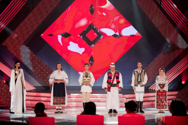 Iuliana si concurentii editiei 6 Vedeta populara