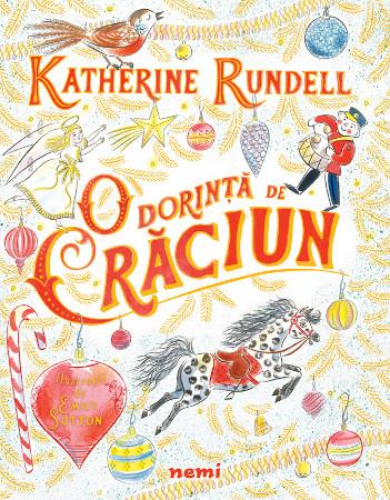 Katherine Rundell, O dorinta de Craciun