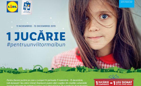 Lidl și UNICEF susțin copiii din comunitățile vulnerabile să își continue studiile la liceu sau școli profesionale