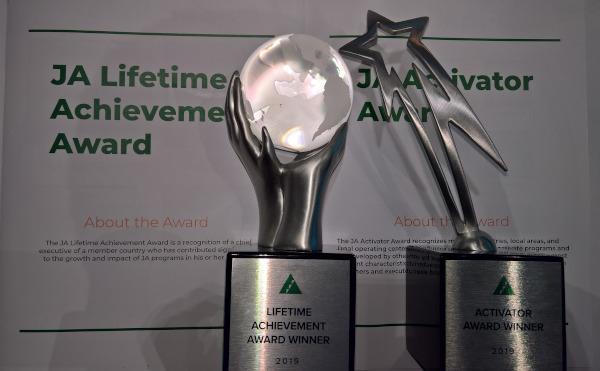 Lifetime achievement award - Activator award