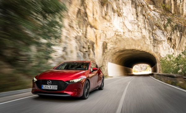 Vânzările Mazda din România au crescut cu 24% în primele zece luni din 2019