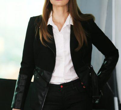 Monica Cadogan, CEO și cofondator Vivre, este primul investitor din Imperiul Leilor