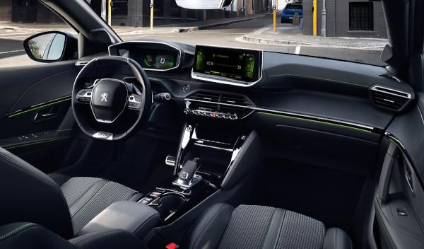 Noul Peugeot 208 - Termic interior