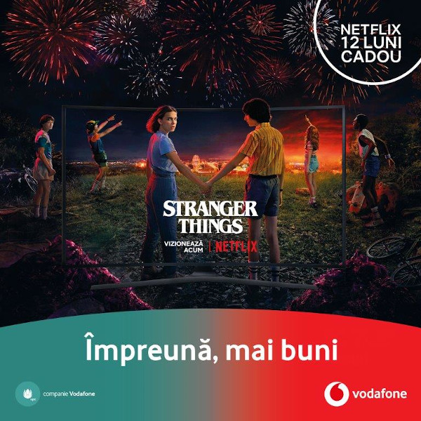Oferta de Craciun de la Vodafone Romania