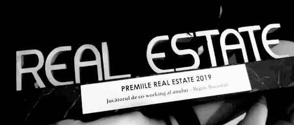 Premiile RealEstate Regus