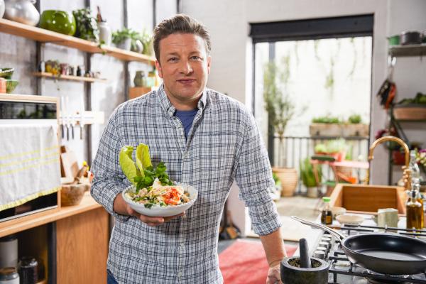 Preparate vegetariene cu Jamie