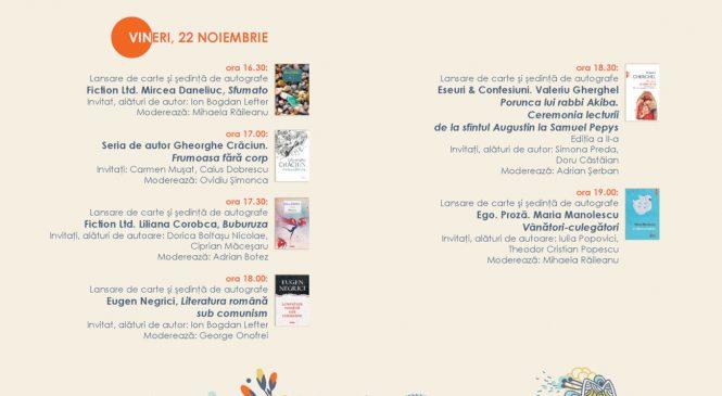 Editura Polirom la Gaudeamus 2019