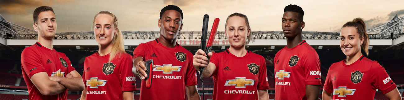 Remington Manchester United Edition 1