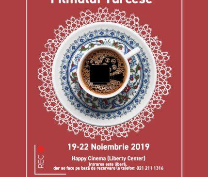 Săptămâna Filmului Turcesc la București, între 19–22 noiembrie