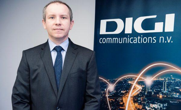 Grupul Digi Communications N.V.: Veniturile și EBITDA ajustată (fără impactul IFRS 16) în creștere cu circa 16%, în primele nouă luni ale anului 2019 față de aceeași perioadă din 2018