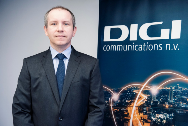Serghei Bulgac, CEO DIGI