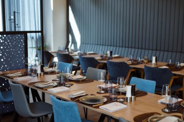 Solt Dining interior
