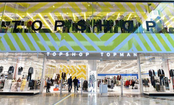 TOPSHOP TOPMAN a inaugurat cel mai mare magazin din Sud-Estul Europei la Băneasa Shopping City