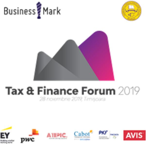 Tax Finance Timisoara 2019