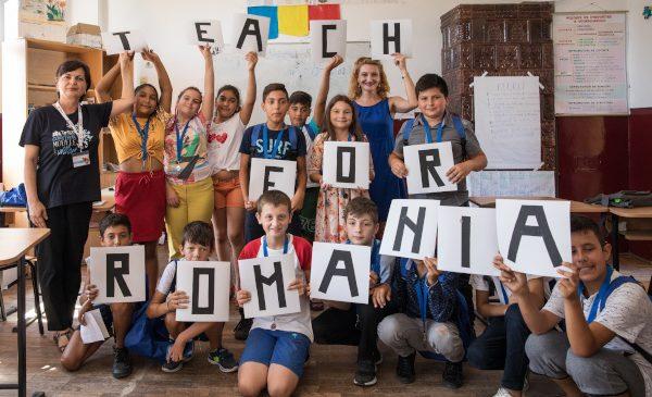 KMG International sprijină Teach for Romania în comunități vulnerabile din județul Constanța