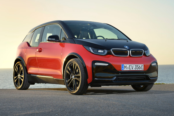 The First-Ever BMW i3s - On Location