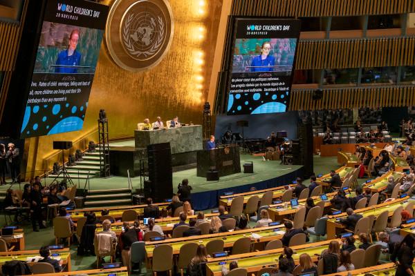United Nations Headquarters 20 nov 2019 @Markisz