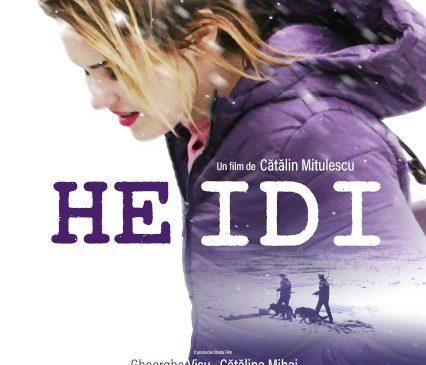 De mâine în cinematografe, HEIDI, cel mai nou film semnat de Cătălin Mitulescu