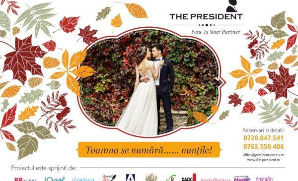 Toamna se numără… nunțile