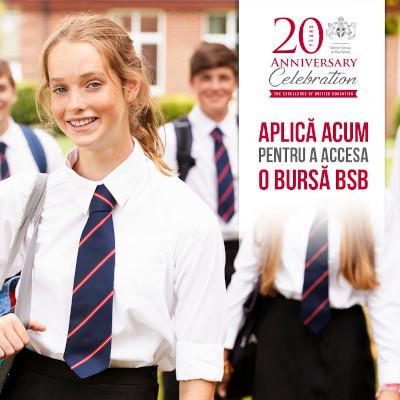 bursa British School of Bucharest (BSB)