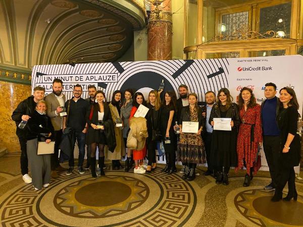 Leo Burnett Bucharest - agenția anului la Internetics 2019
