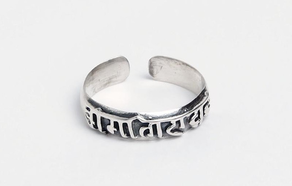 inel argint metaphora