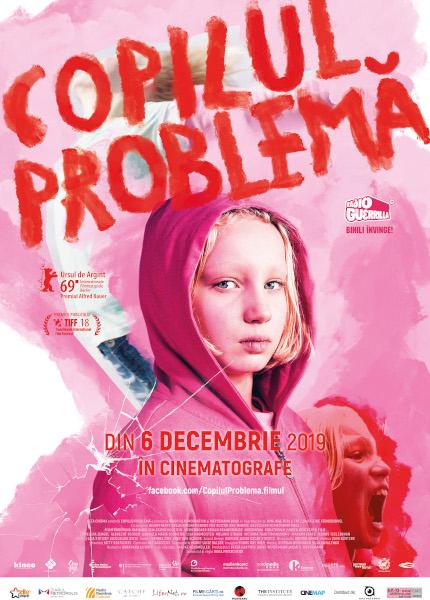 poster Copilul problema