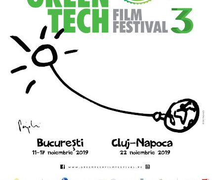Experţi în sustenabilitate şi documentare în premieră vă aşteaptă începând de astăzi la GreenTech Film Festival