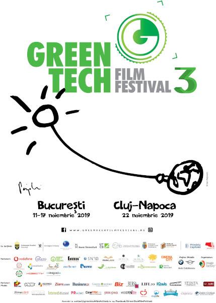 poster GreenTech Film Festival 2019