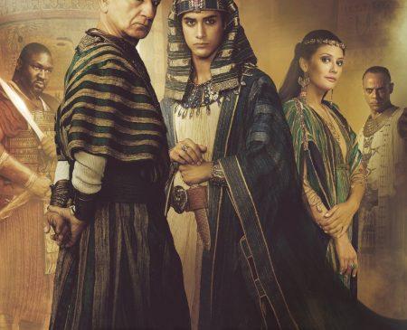 """Serialul """"Tut: destinul unui faraon"""", din 9 noiembrie la TVR 1"""