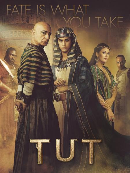 poster Tut - destinul unui faraon