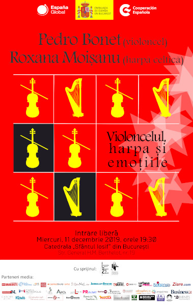 Afis concert Craciun 2019