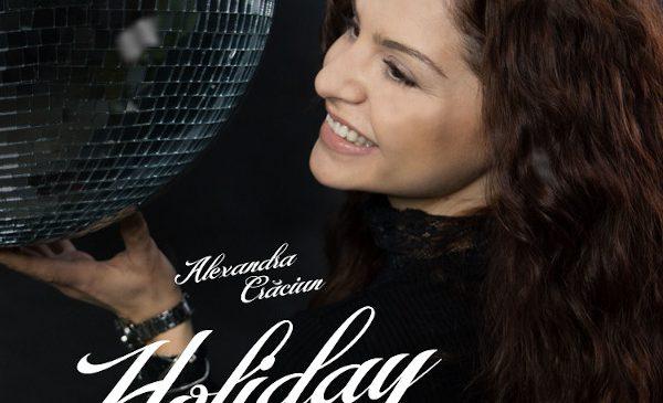 """Alexandra Craciun lanseaza """"Holiday"""", un cover dupa Madonna"""