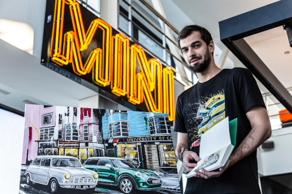 Alexandru Maris, 60 years MINI project