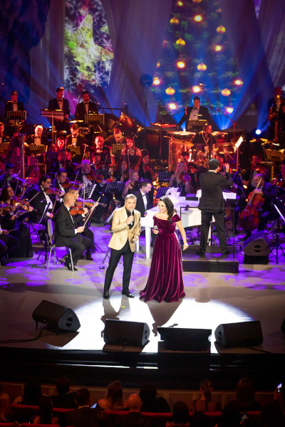 Andra, Opera Nationala Bucuresti