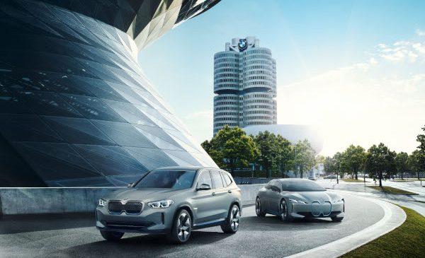 Trenul de rulare foarte eficient al BMW iX3: autonomie mai bună şi încărcare mai rapidă