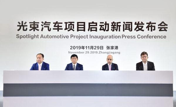 BMW Group va produce viitoarele modele MINI E în China, cu Great Wall Motor