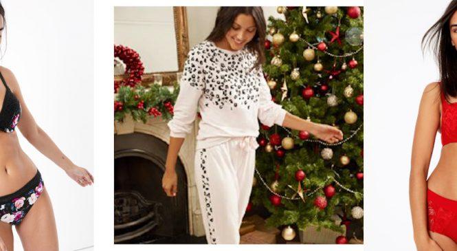 Noua colecție de lenjerie intimă de la Marks & Spencer este cadoul ideal de Crăciun