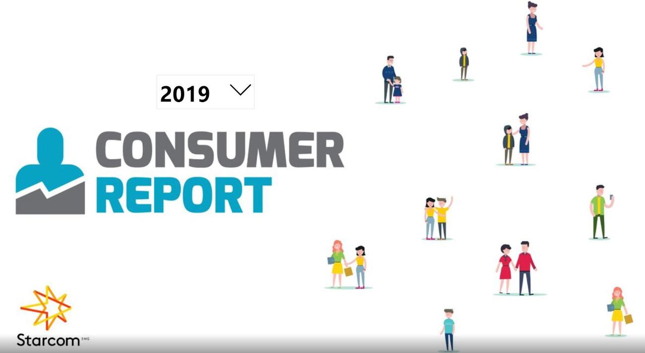 Consumer Report 2019