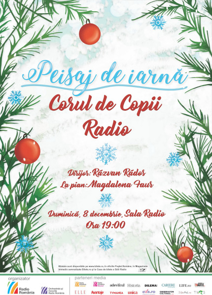 Corul de Copii Radio 8 dec 2019