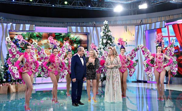 De Crăciun, Antena 1 a pregătit zile de magie pentru toată familia