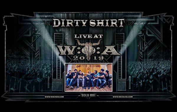 Dirty Shirt WOA