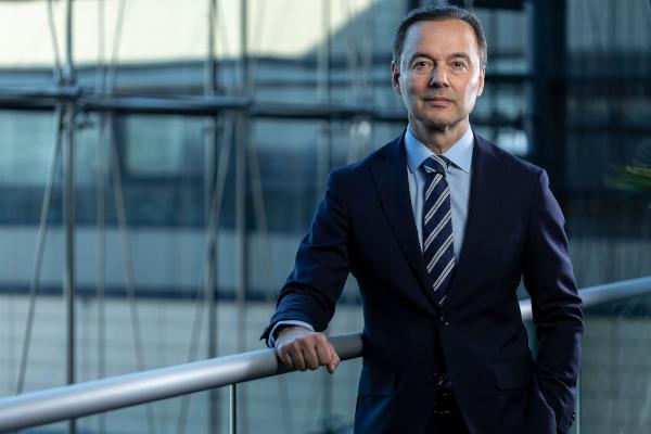 Dr. Josef Reiter, Managing Director BMW Group Romania