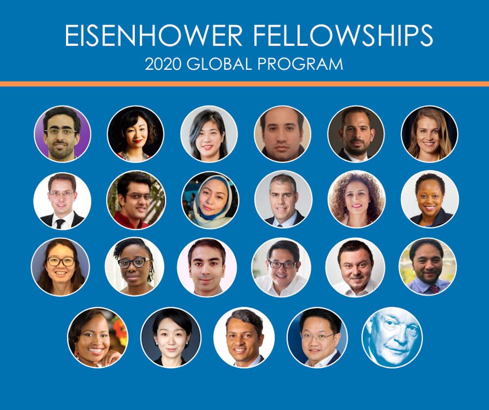 Eisenhower Fellowships 2020